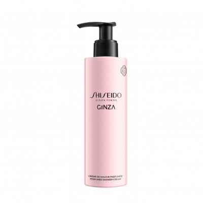 Shiseido Ginza Perfumed Shower Cream
