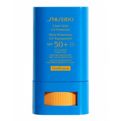Shiseido PROTECTOR SOLAR CLEAR STICK SPF50