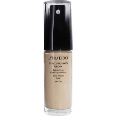 Shiseido Synchro skin glow foundation