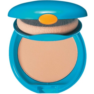 Shiseido Sun protection compact foundation