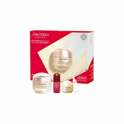 Shiseido Shiseido Estuche Benefiance Smoothing Day Cream