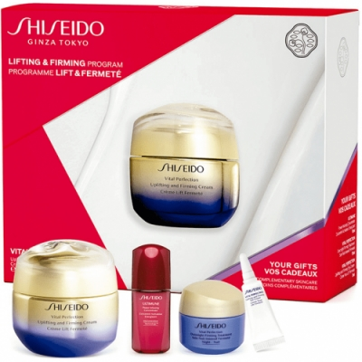 Shiseido Shiseido Estuche Vital Perfection Uplifting And Firming Cream