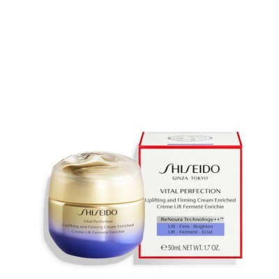 Shiseido Vital Perfection - Uplifting and Firming Cream Enriched