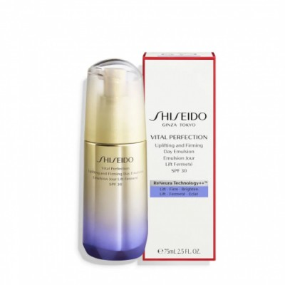 Shiseido Vital Perfection - Uplifting and Firming Day Emulsion