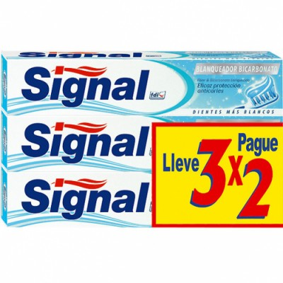 Signal Pack Pasta Dental Bicarbonato