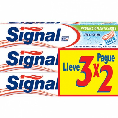 Signal Signal Pack Pasta Dental Ultraprotección