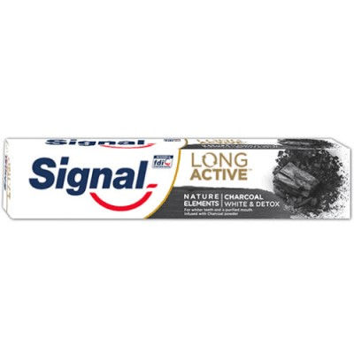 Signal Pasta Signal Naturals Carbono Activo