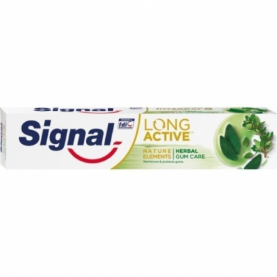 Signal Signal Dentífrico Long Active Nature Herbal