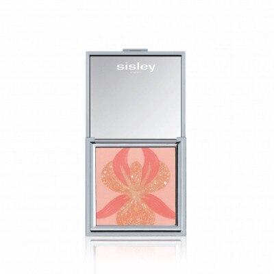 Sisley L'Orchidée Corail Colorete iluminador en 3 tonos