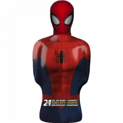 Spiderman Spiderman Gel Champú