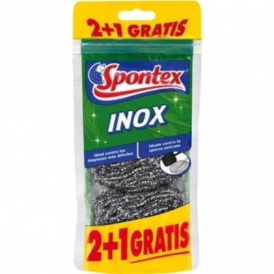 Spontex Estropajo Spontex Inox Duo
