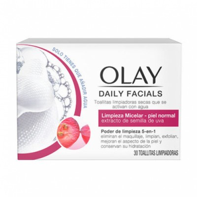 Tampax Olay Daily Facials Normal