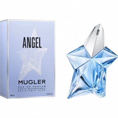 perfume recargable angel