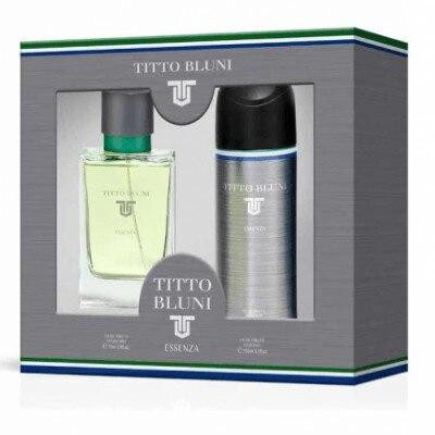 Titto Bluni Estuche Hombre Tito Bluni Essenza y Desodorante