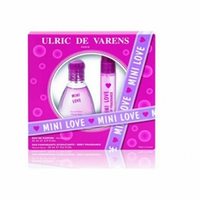 Ulric De Varens Estuche Ulrich de Varens Mini Love