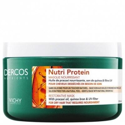 Vichy Vicky Dercos Nutrients Mascarilla Nutri Protein