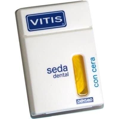 Vitis Seda dental con cera