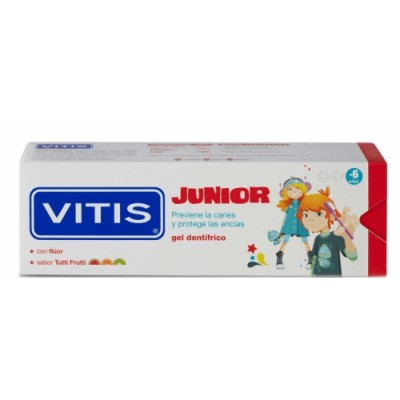 Vitis Vitis Gel Dental Junior
