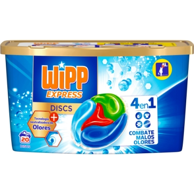 Wipp Wipp Express Gel Anti Olores