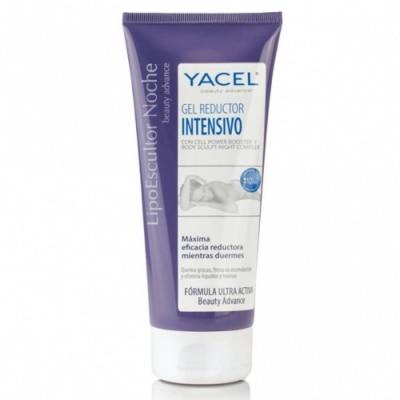 Yacel Yacel Gel Reductor Intensivo Noche