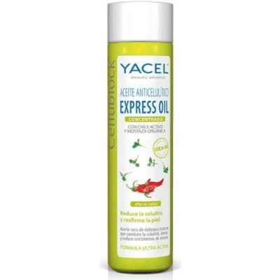 Yacel Yacel Cellublock Express Oil