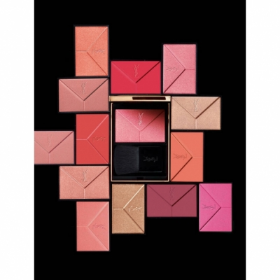 YSL Yves Saint Laurent Couture Blush Colorete Intenso Larga Duración