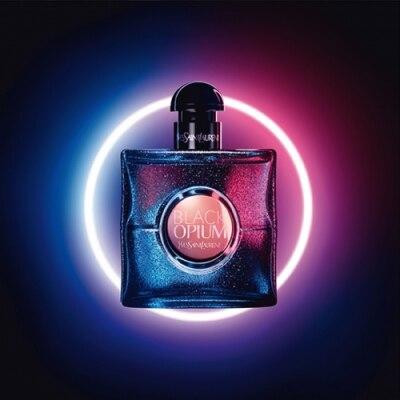YSL Yves Saint Laurent Black Opium Eau De Toilette Perfume De Mujer