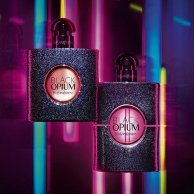 YSL Yves Saint Laurent Black Opium Neon Eau De Parfum Perfume De Mujer