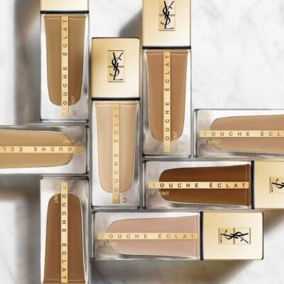 YSL Yves Saint Laurent Touche Éclat Le Teint base de maquillaje