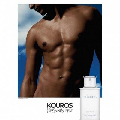 YSL Yves Saint Laurent Kouros Eau De Toilette Perfume Masculino