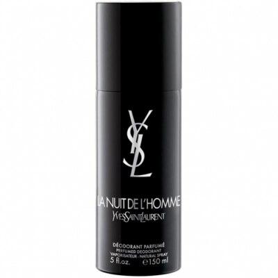 YSL Yves Saint Laurent La Nuit De L'Homme Desodorante Spray