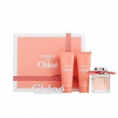 Chloe Estuche Chloe Roses Eau De Toilette, 75 ml