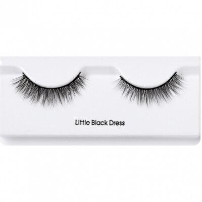 Kiss KISS Lash Couture Faux Mink Little Black Dress