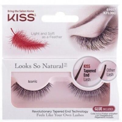 Kiss Kiss Natural Lashes - Iconic