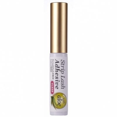 Kiss Kiss Strip Eyelash Adhesive Clear