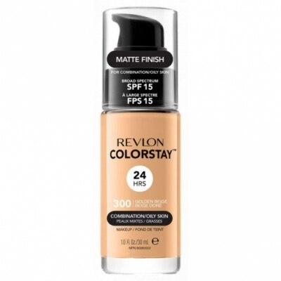 Revlon Revlon Colorstay Liquid Makeup Base de Maquillaje Mate