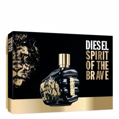 Diesel Estuche Diesel Spirit of the Brave Eau de Toilette
