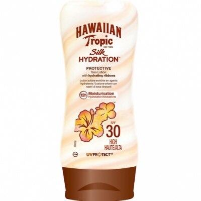 Hawaiian Tropic Bronceador Silk Hydratation Spf30 180 Ml