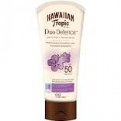 Hawaiian Tropic Duo Defence SPF50