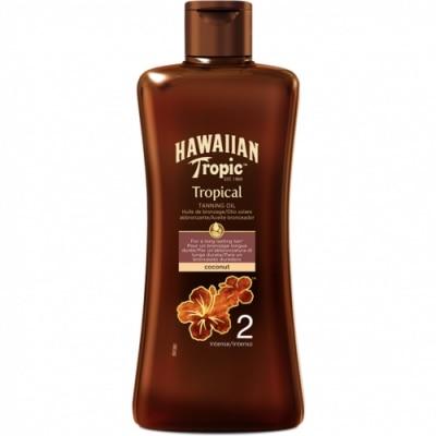Hawaiian Tropic Hawaiian Tropic Aceite Solar Tropical Fp 2