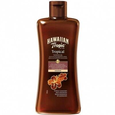 Hawaiian Tropic Hawaiian Tropic Bronceador Aceite de Coco SPF0