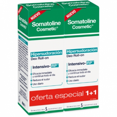Somatoline Pack Somatoline Desodorante Hipersudoración Roll On