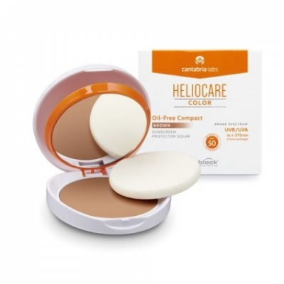 Heliocare Heliocare Compacto Oil Free SPF50