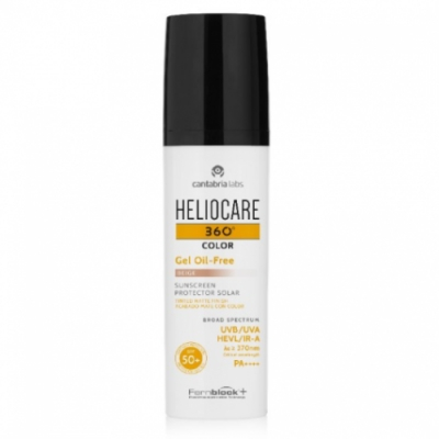 Heliocare Heliocare 360 Color Gel Oil Free Beige