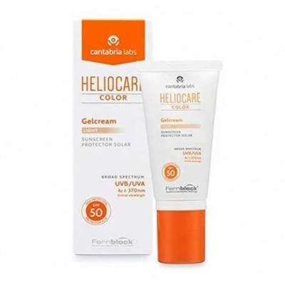 Heliocare Heliocare Gel Cream Light SPF50