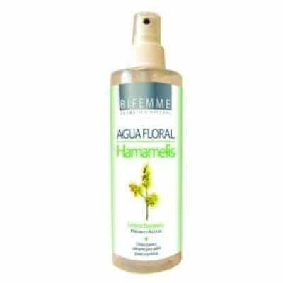 Ynsadiet Agua floral de hamamelis 250 ml.