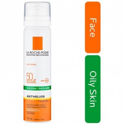 La Roche Posay La Roche Posay Anthelios SPF 50 Bruma Facial Invisible Anti-Brillos