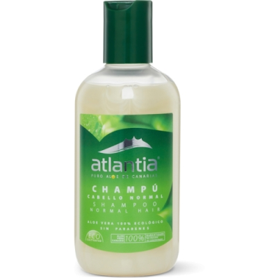 Atlantia Atlantia Champú Aloe Vera Cabello Normal