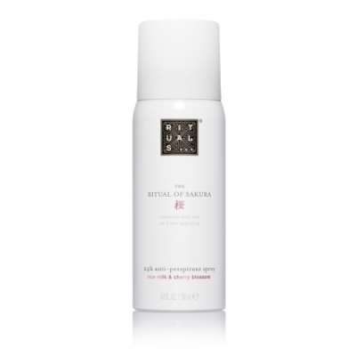Rituals RITUALS The Ritual of Sakura Anti-Perspirant Spray - spray antitranspirante