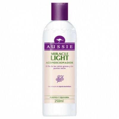 Aussie Acondicionador Miracle Light